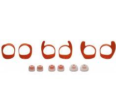 Jabra Elite Sport Pack Accessoires Rouge