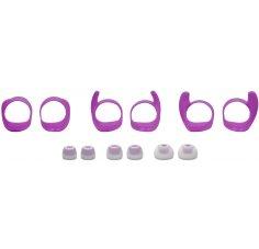 Jabra Elite Sport Pack Accessoires Violet