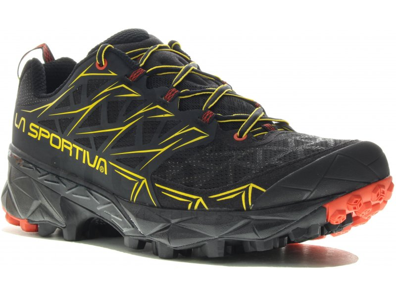 la sportiva akyra m chaussures homme running trail la sportiva akyra m. Black Bedroom Furniture Sets. Home Design Ideas