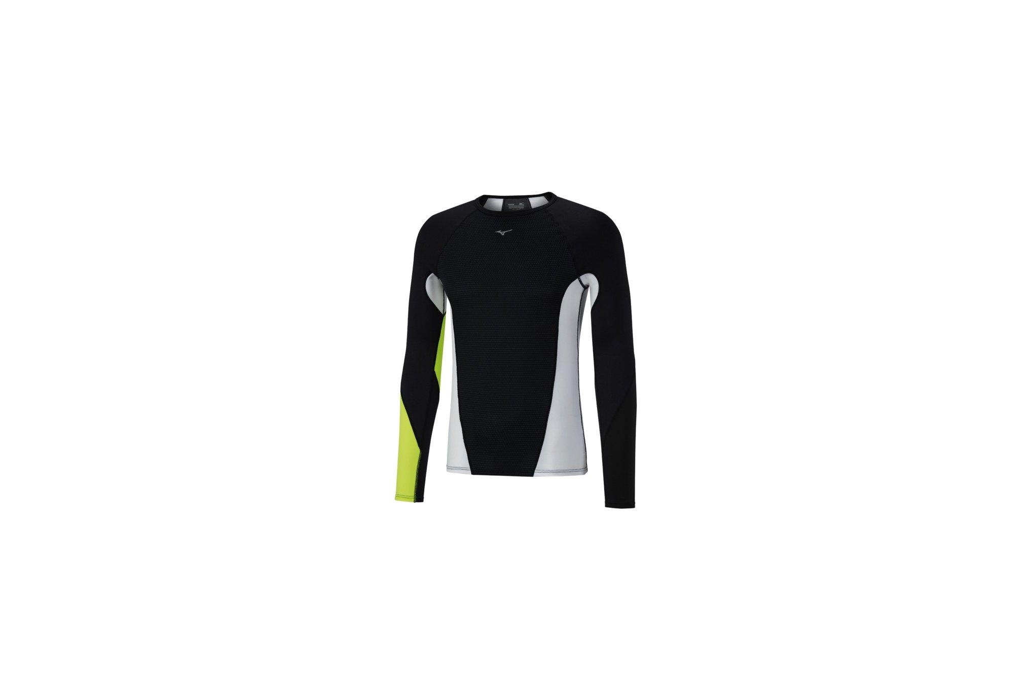 Mizuno Breath Thermo Virtual Body G1 M vêtement running homme