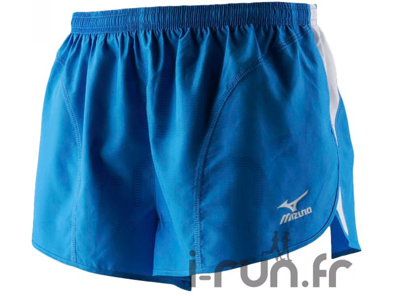 short asics running homme