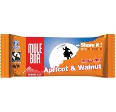 Mulebar Barre Energétique Hunza Nut - Abricot/Noix