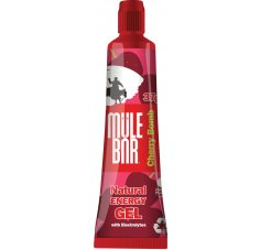 Mulebar Gel Energy Cherry Bomb - Cerise