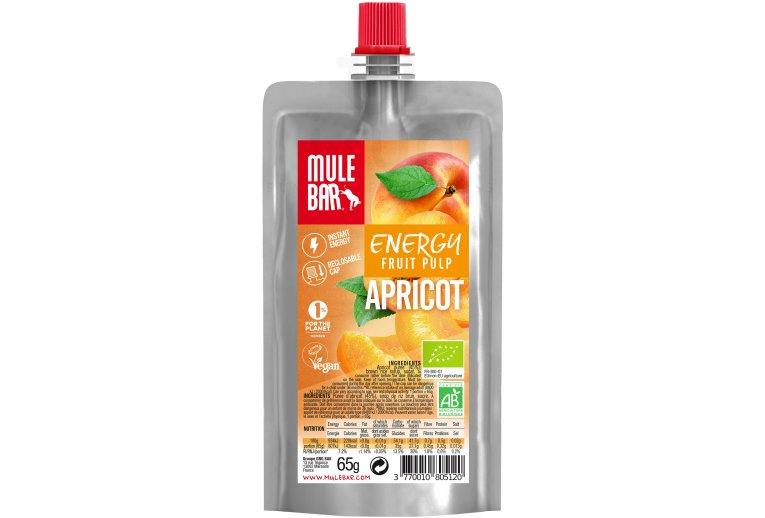 Mulebar Pulpe de fruits Bio & Vegan - Abricot