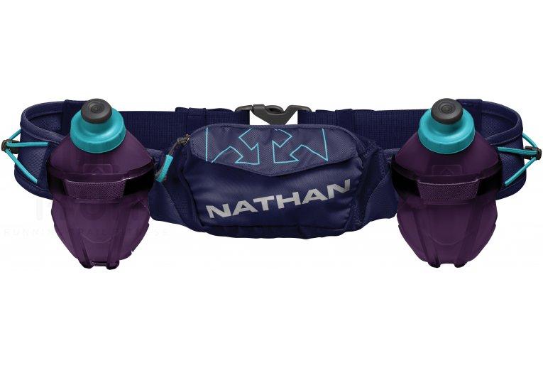 Nathan Ceinture Hydratation Trail Mix Plus 2 600mL