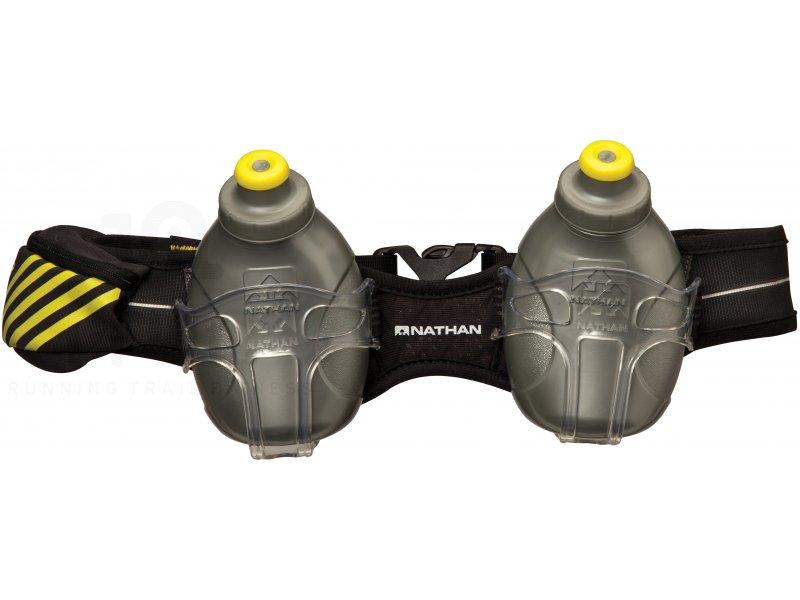 Nathan ceinture porte bidons mercury 2 accessoires running sac hydratation gourde nathan - Ceinture porte gourde running ...