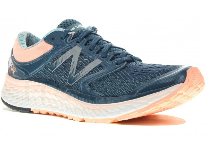 new balance fresh foam w 1080 v7 b pas cher chaussures running femme running route chemin. Black Bedroom Furniture Sets. Home Design Ideas