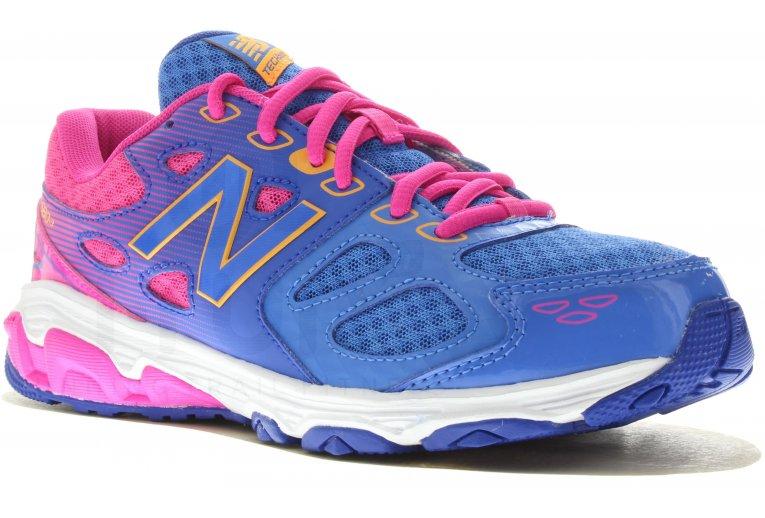 zapatillas new balance 680 v3 rosa mujer