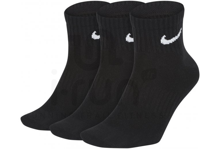 Nike 3 paires Everyday Lightweight Ankle