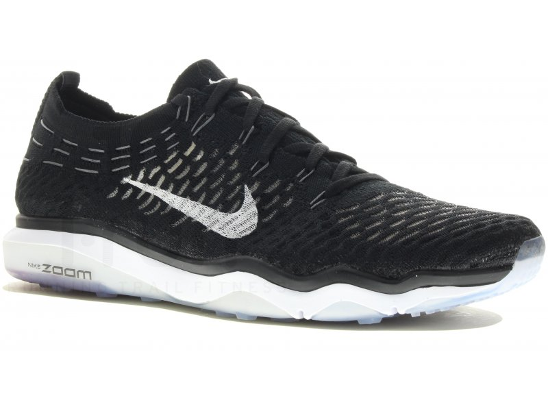 sports shoes f03c7 ec07c ... nike air zoom fearless flyknit w chaussures running femme 142279 1 fb