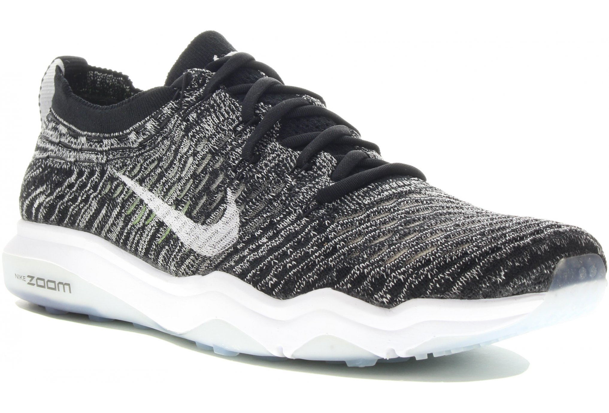 Nike Air Zoom Fearless Flyknit W Chaussures running femme d2ea5e325c7a