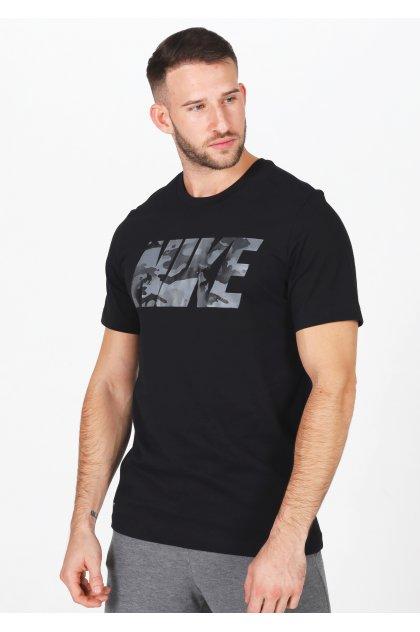 Nike camiseta manga corta Camo Logo
