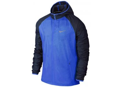 nike coupe vent racer m pas cher v tements homme running vestes coupe vent en promo. Black Bedroom Furniture Sets. Home Design Ideas
