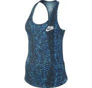 Nike Débardeur Run Printed Tie Flow W
