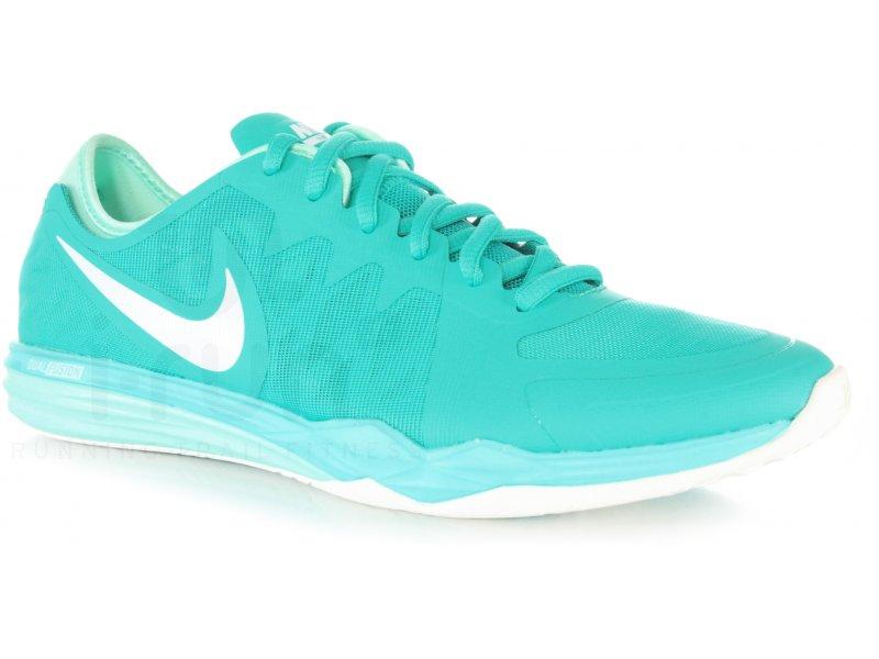 buy online 8b49e 7a4d7 ... 4 Print W Chaussures running femme sacs à dos Nike en vente - Nike Dual  Fusion TR 3 W pas cher ...