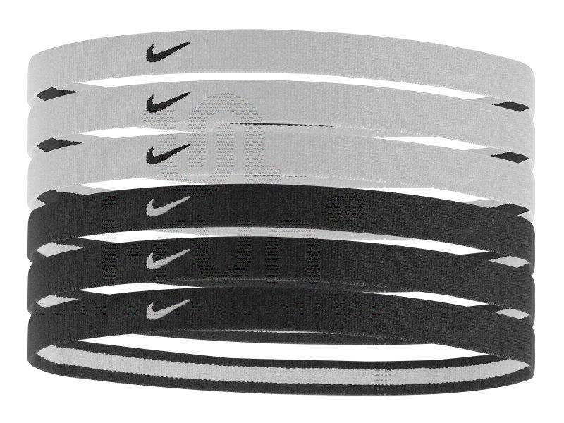 nike elastiques hairbands x6 accessoires running. Black Bedroom Furniture Sets. Home Design Ideas