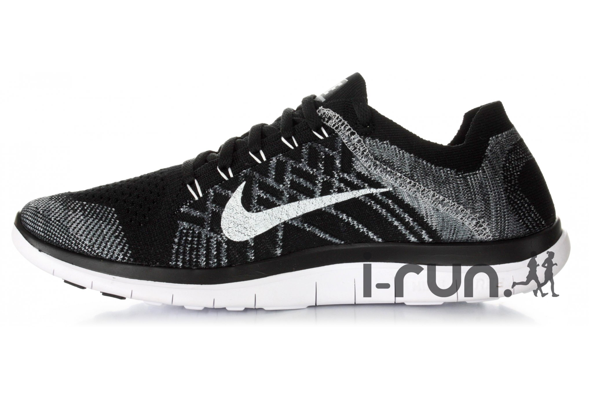 nike chaussures running free run 4 0 flyknit homme. Black Bedroom Furniture Sets. Home Design Ideas