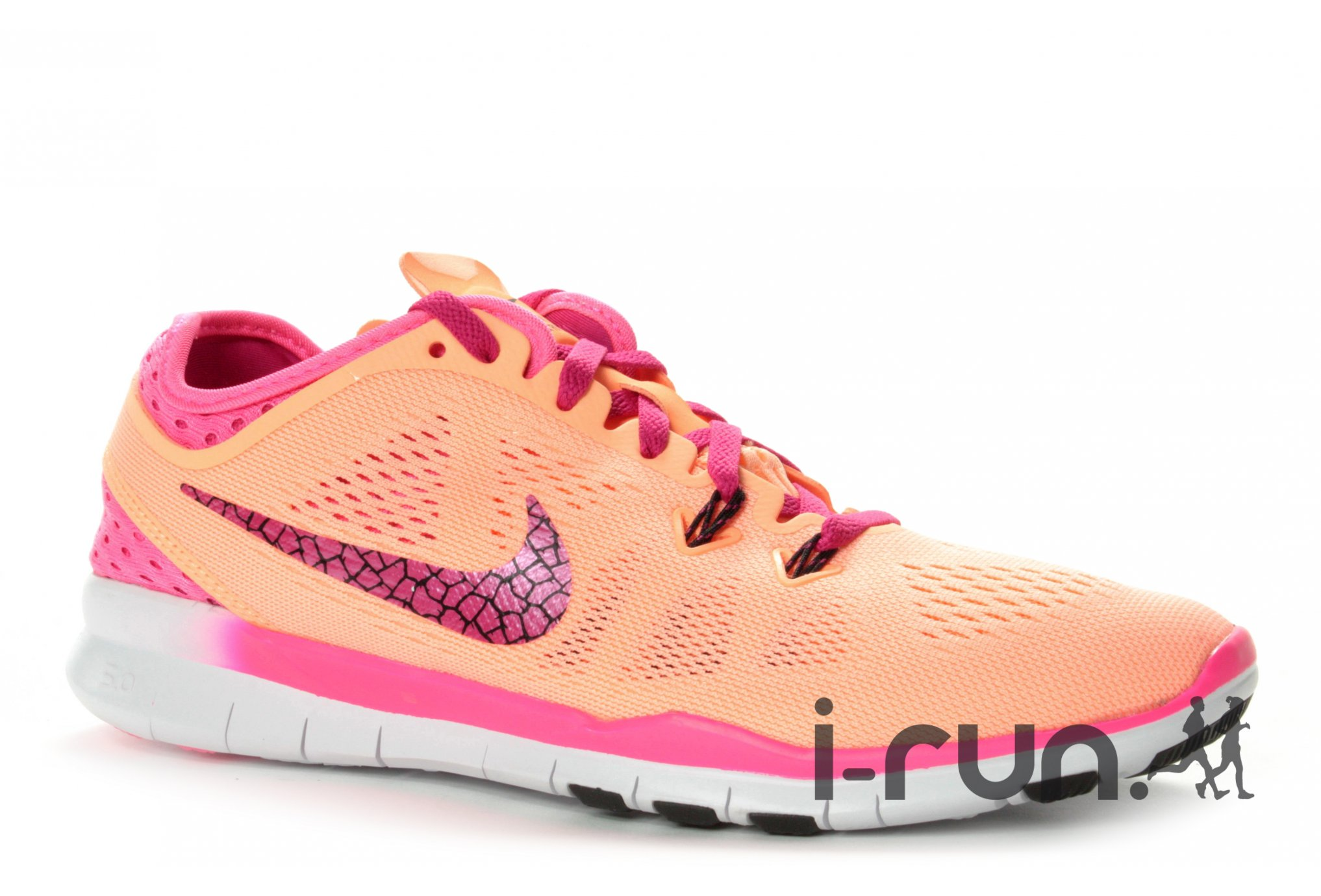 Home Nike Free 5.0 Saumon