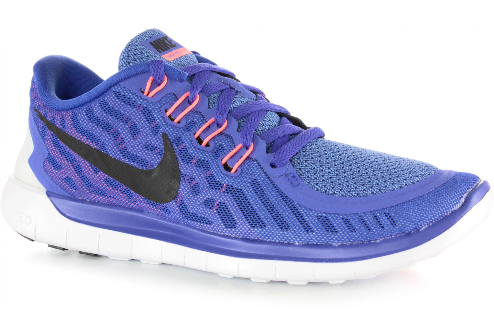 Nike Free 5.0 W Diététique Chaussures femme