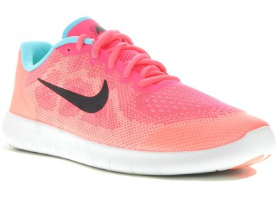 best service a54cd 5a8a7 chaussure nike junior fille