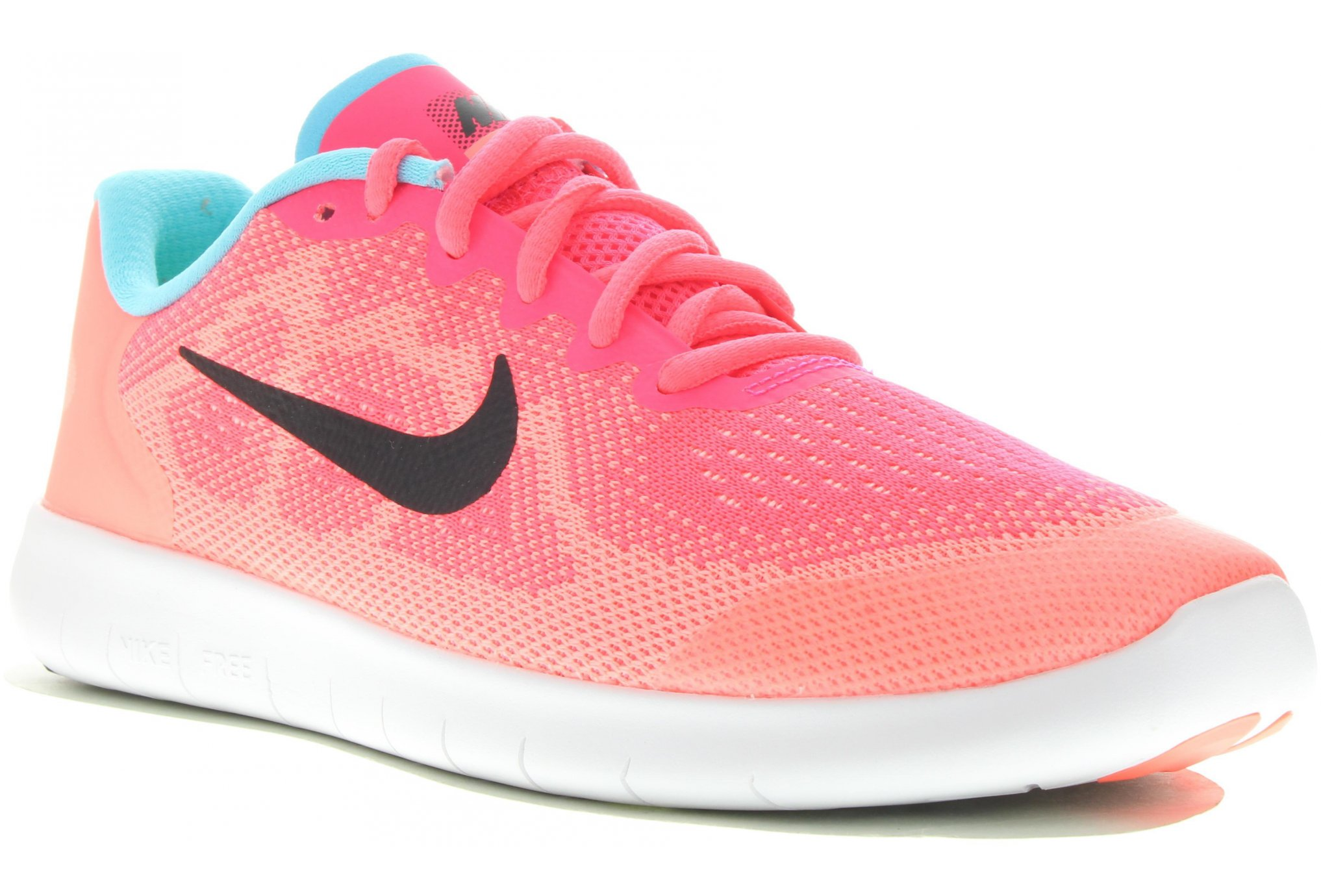 escarp 39 haims nike free rn 2017 gs chaussures running femme. Black Bedroom Furniture Sets. Home Design Ideas