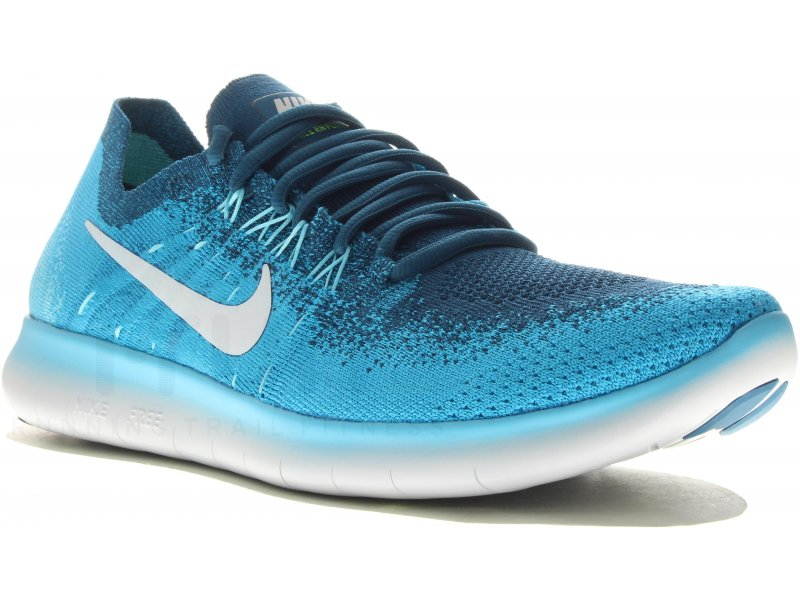 Nike Free Rn Flyknit Pour Homme