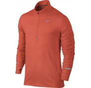 Nike Maillot Element 1/2 zip M