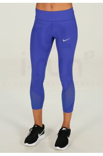 Nike Power Epic Lux Crop Mesh W