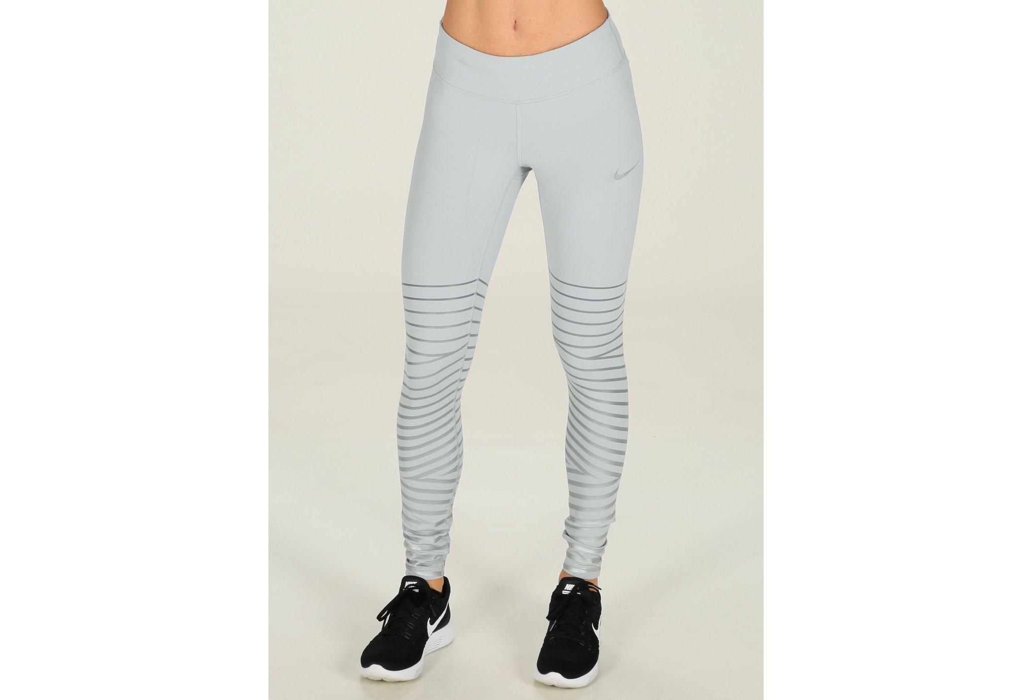 Nike Power Epic Lux Flash W vêtement running femme 95a48460217