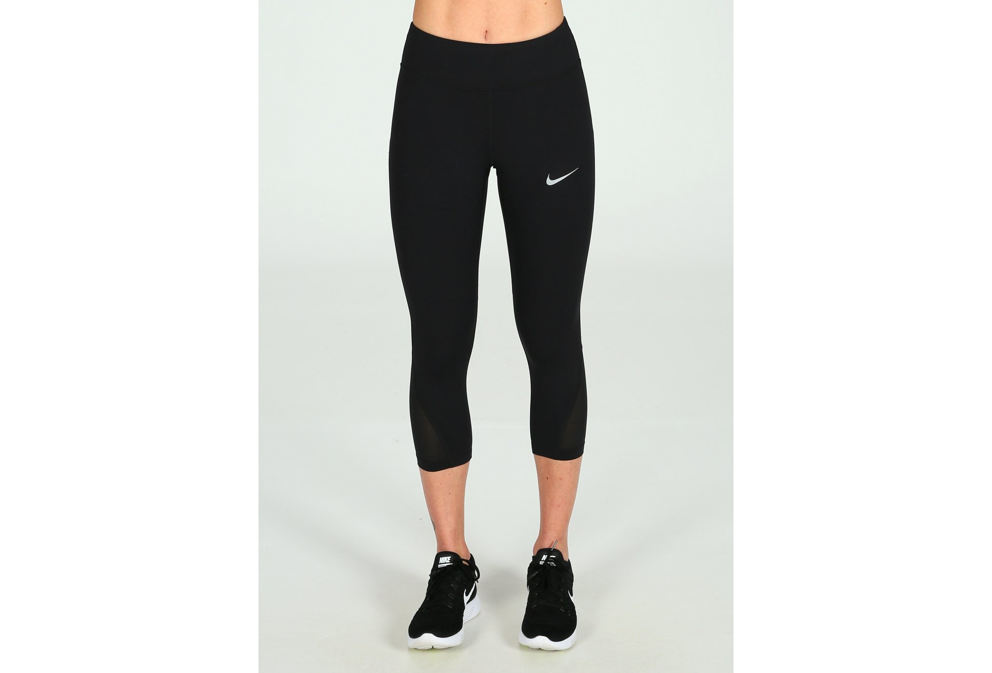f1b6623e974 Nike Power Epic Lux Running Capri W vêtement running femme