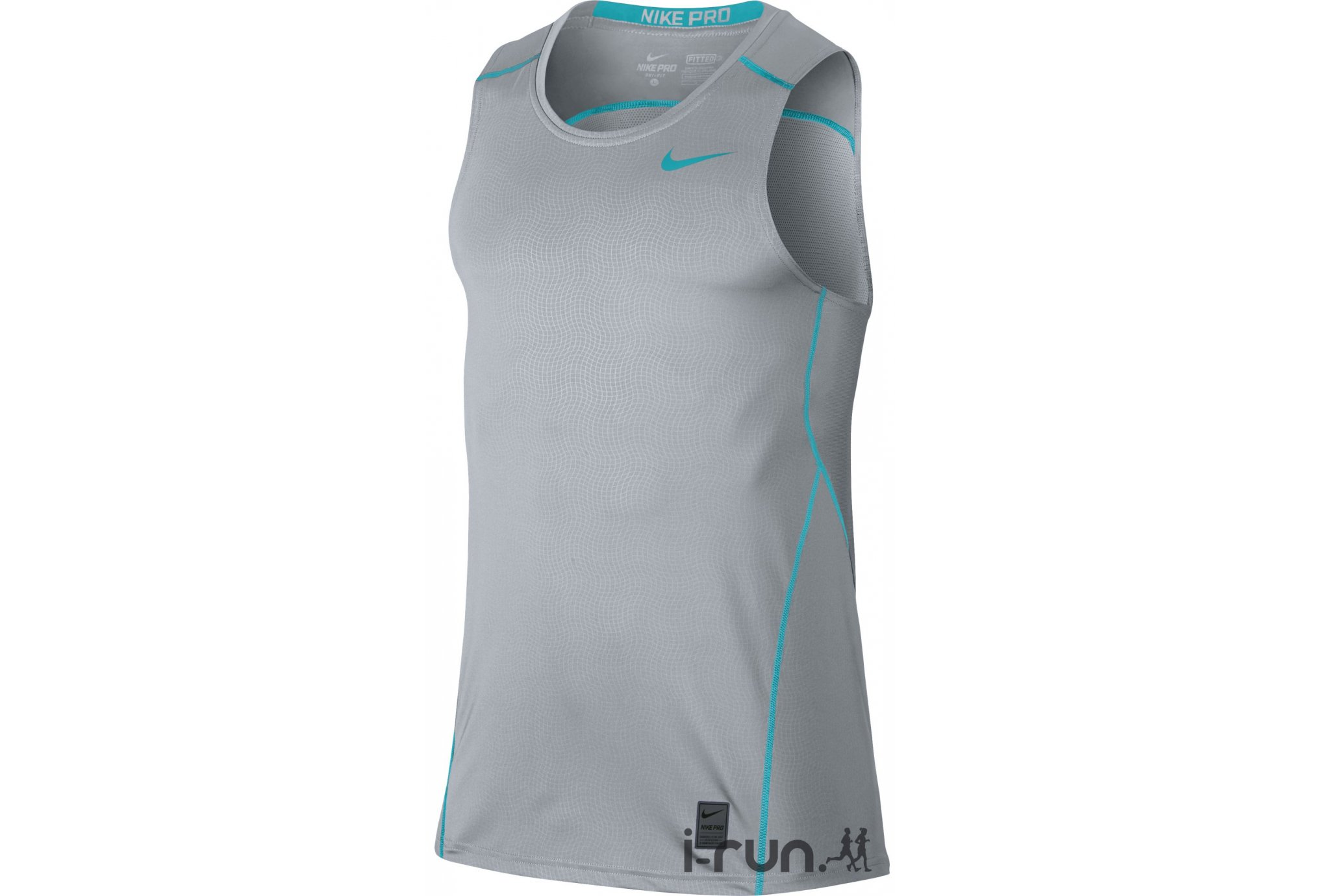 Nike Pro Débardeur Hypercool Fitted M vêtement running homme