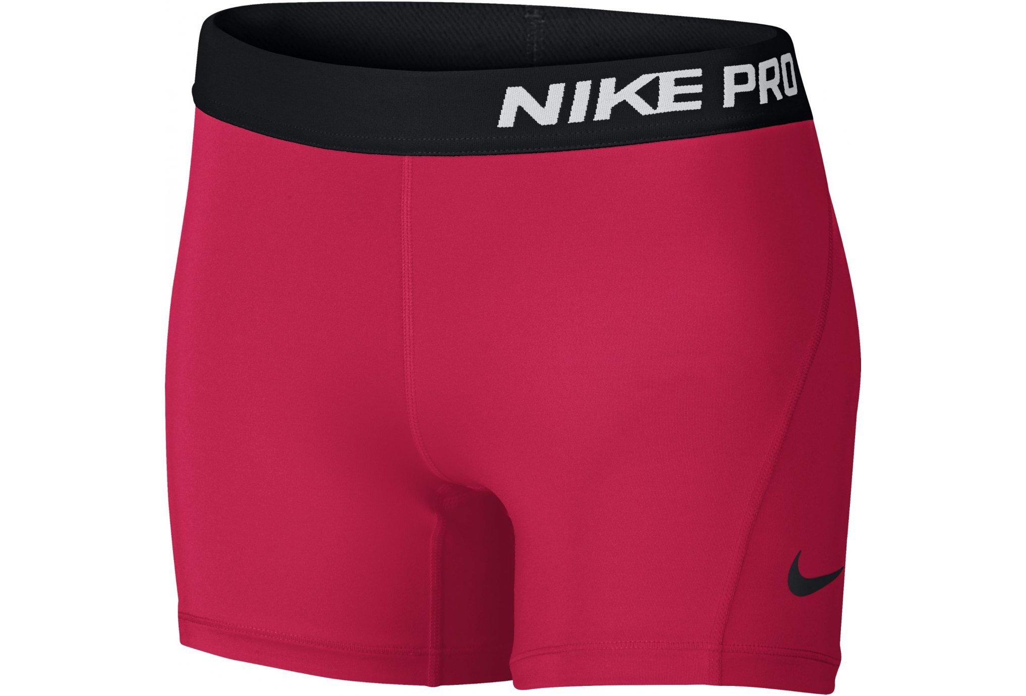 Nike Pro Short Fille vêtement running femme