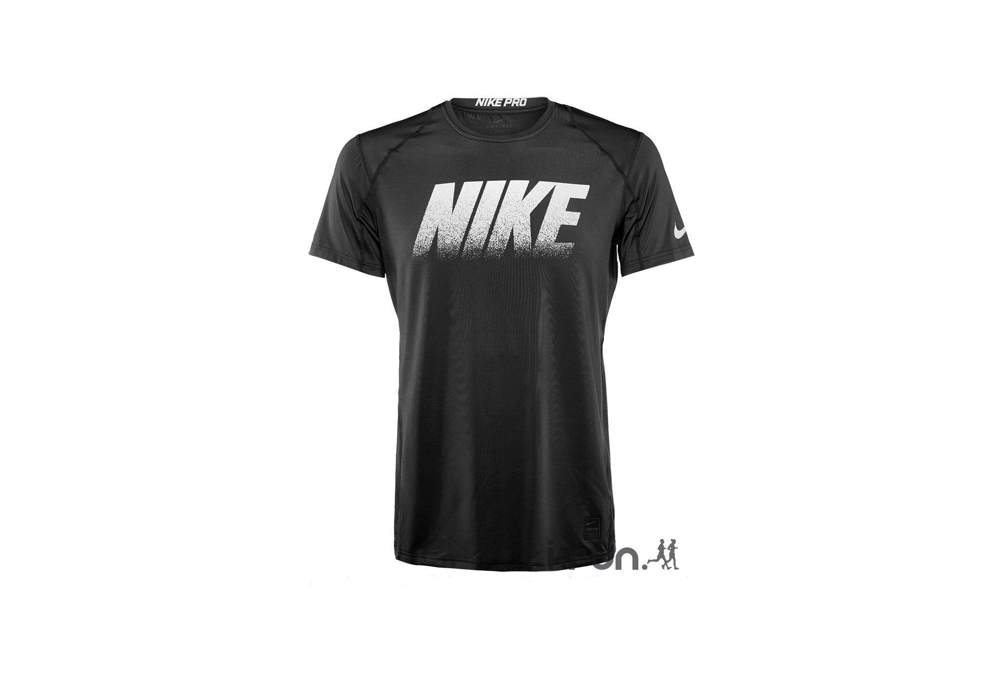 Trail Session - Nike Pro Top M vêtement running homme b3c8cef18e25
