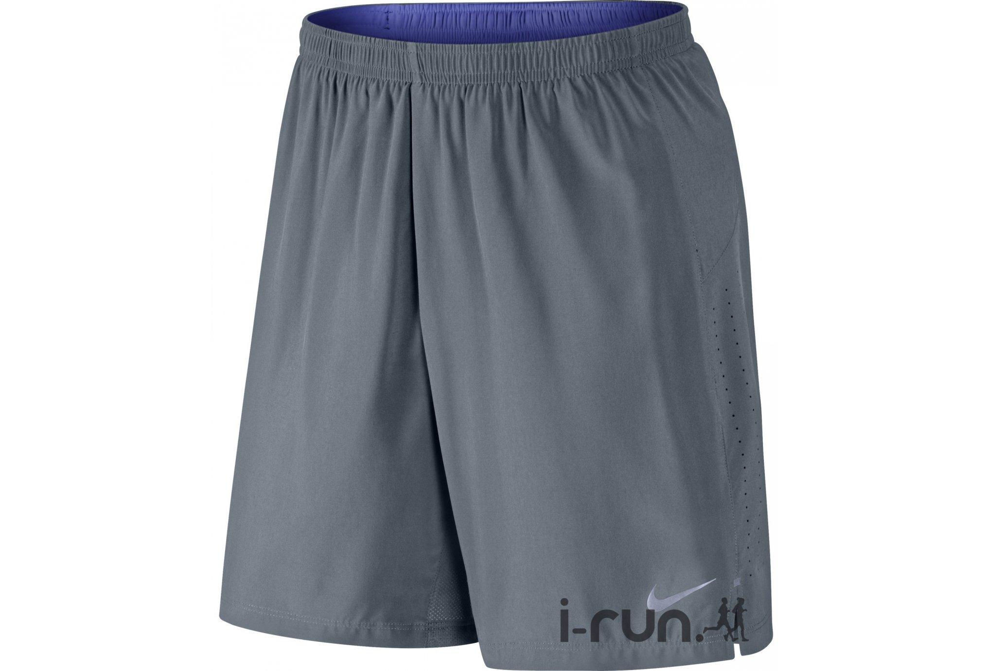 Nike Short 18cm Phenom 2en1 M Di�t�tique V�tements homme
