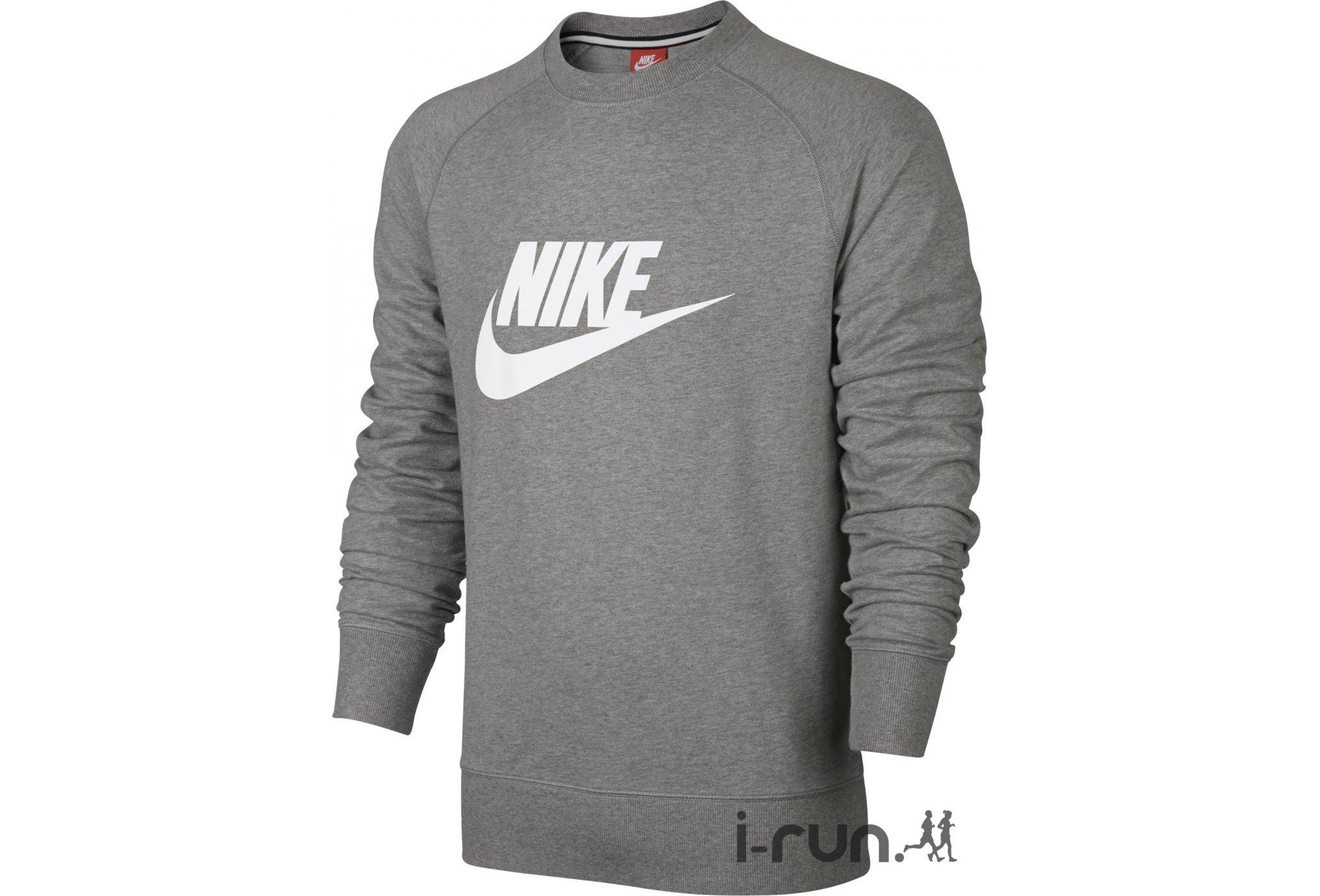 Nike Sweat AW77 Lightweight Solstice Crew M v�tement running homme
