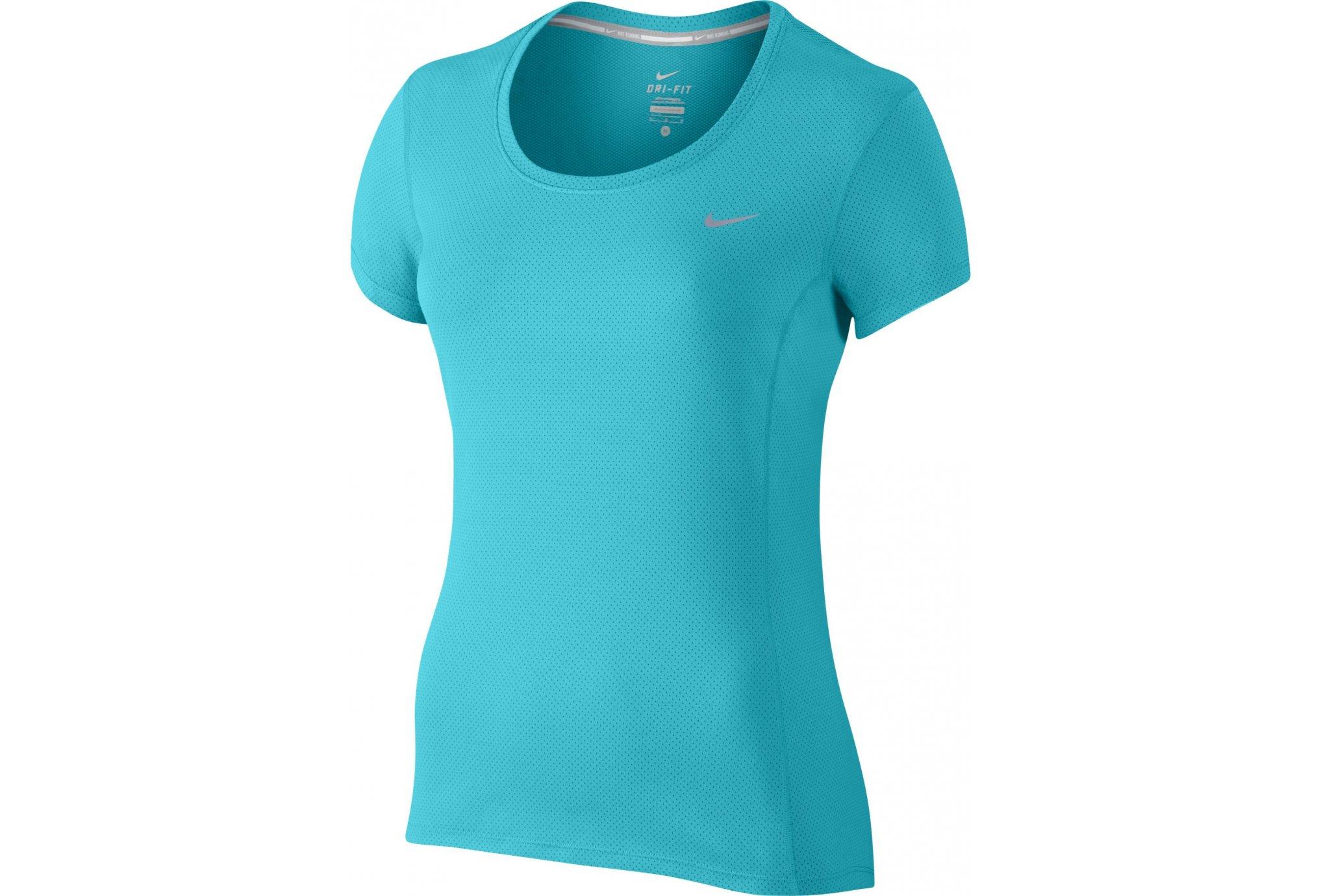 Contour Shirt Resathlon Nike Femme Fit Vêtements Dri Diététique W Tee wwBqS