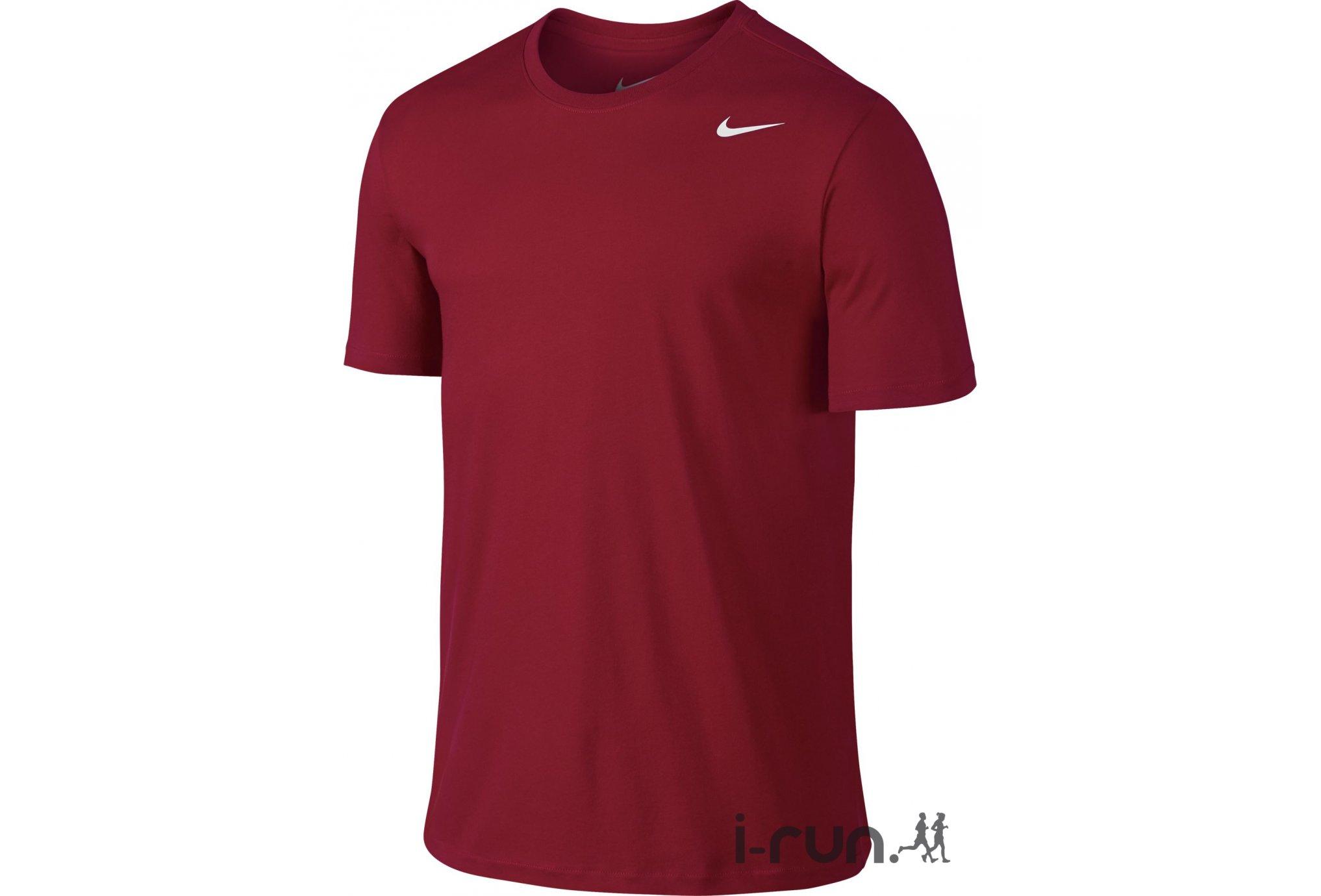 Nike Tee-Shirt Dri-Fit Cotton Version 2.0 M v�tement running homme