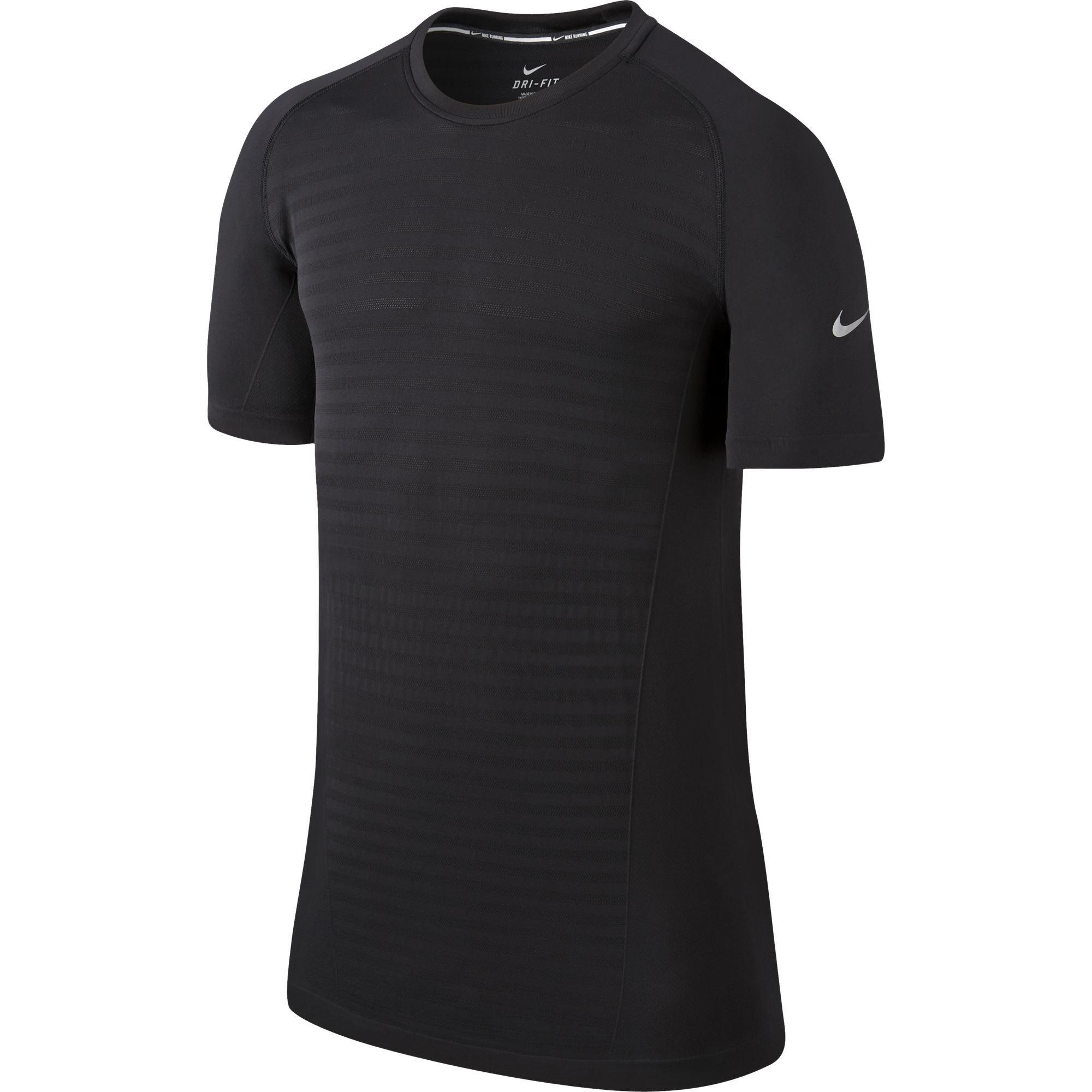 Nike Tee-Shirt Dri-Fit Knit Novelty M v�tement running homme