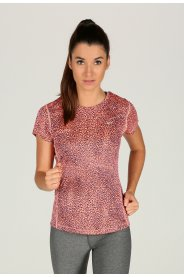 Nike Tee-shirt Miler Crackle W