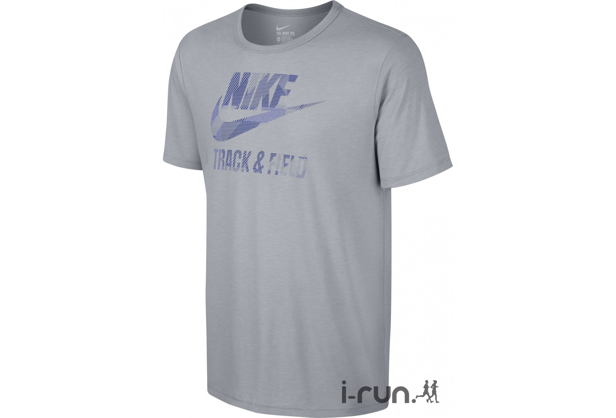 Nike Tee-Shirt Run Track and Field M v�tement running homme