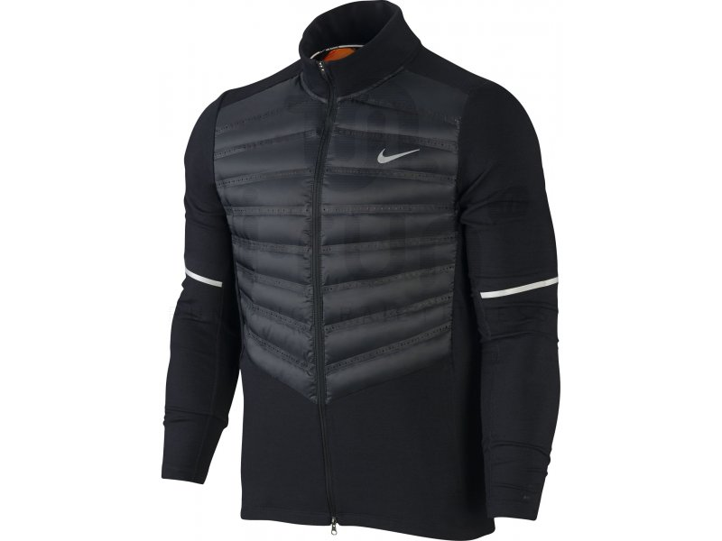 nike veste aeroloft hybrid m pas cher v tements homme running vestes coupe vent en promo. Black Bedroom Furniture Sets. Home Design Ideas