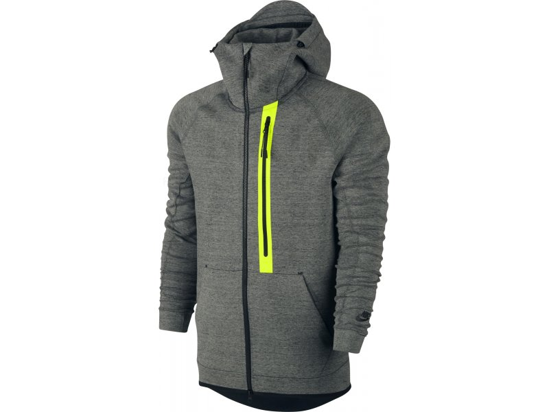 nike veste tech fleece hoodie m v tements homme running. Black Bedroom Furniture Sets. Home Design Ideas