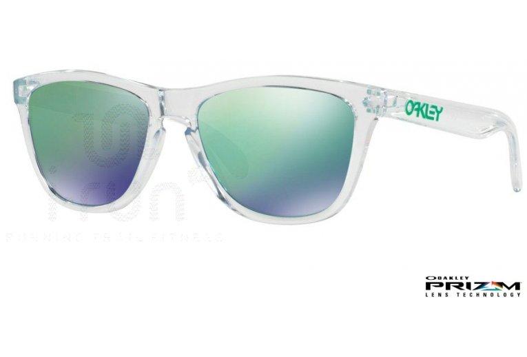 Oakley Frogskins Crystal Prizm