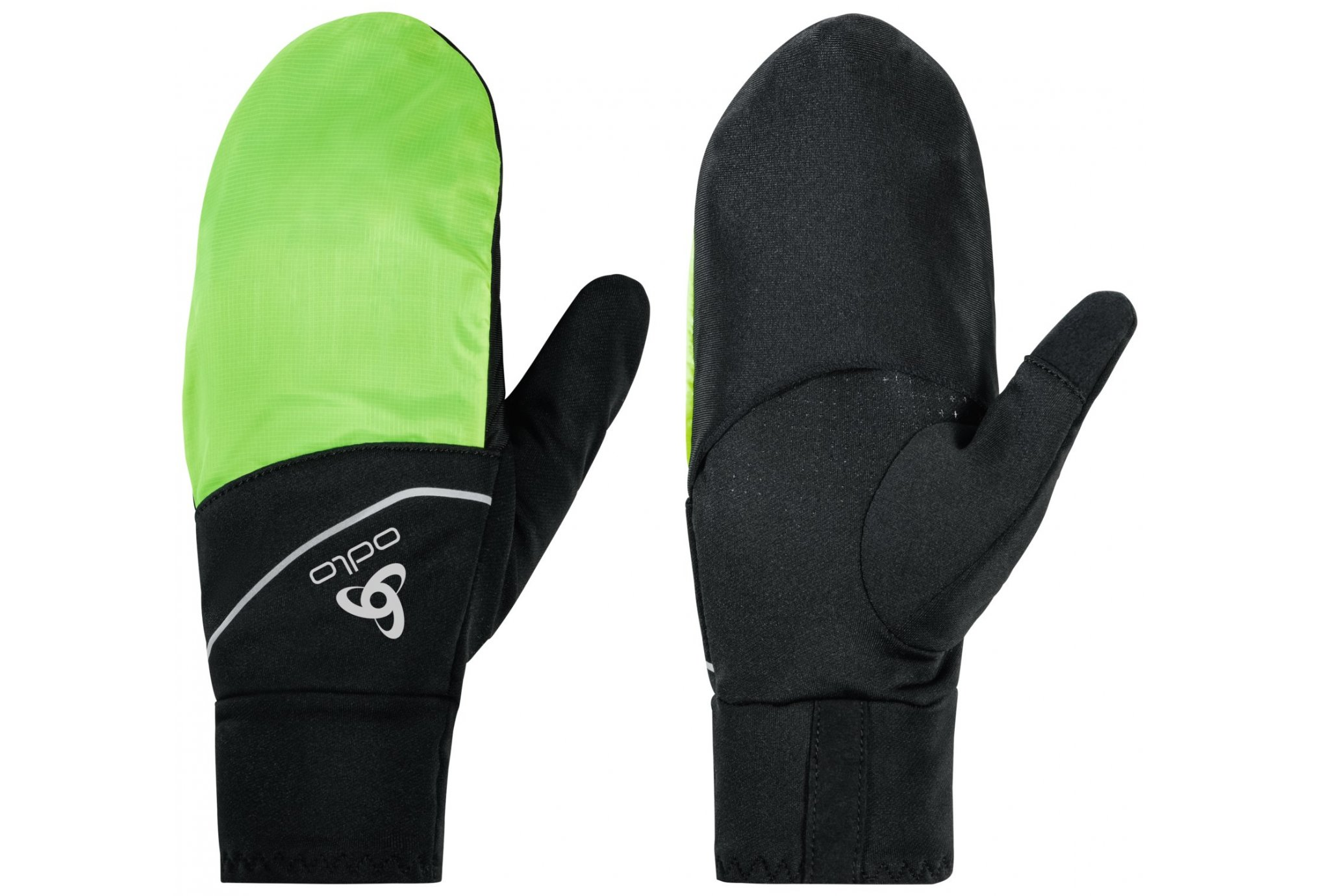 Odlo Running Reflective Cover Bonnets / Gants