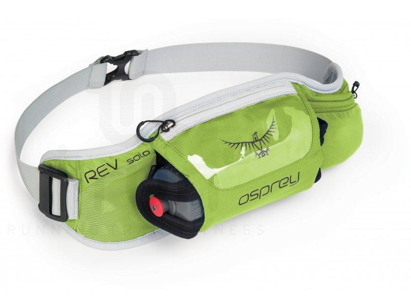 Osprey ceinture rev solo porte bidon 600ml pas cher accessoires running sac hydratation - Ceinture porte gourde running ...