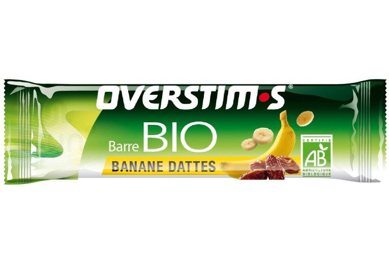 OVERSTIMS Barre Bio - Banane/dattes