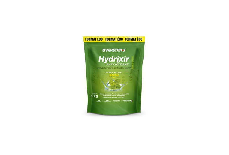 OVERSTIMS Hydrixir  3 kg - Menthe