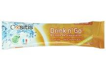 Oxsitis Sachet Drink n'Go - Pêche/Mangue
