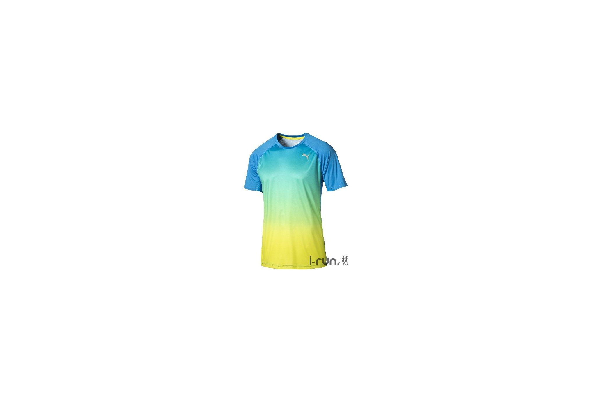 Puma Tee-shirt Pure Ignite M v�tement running homme