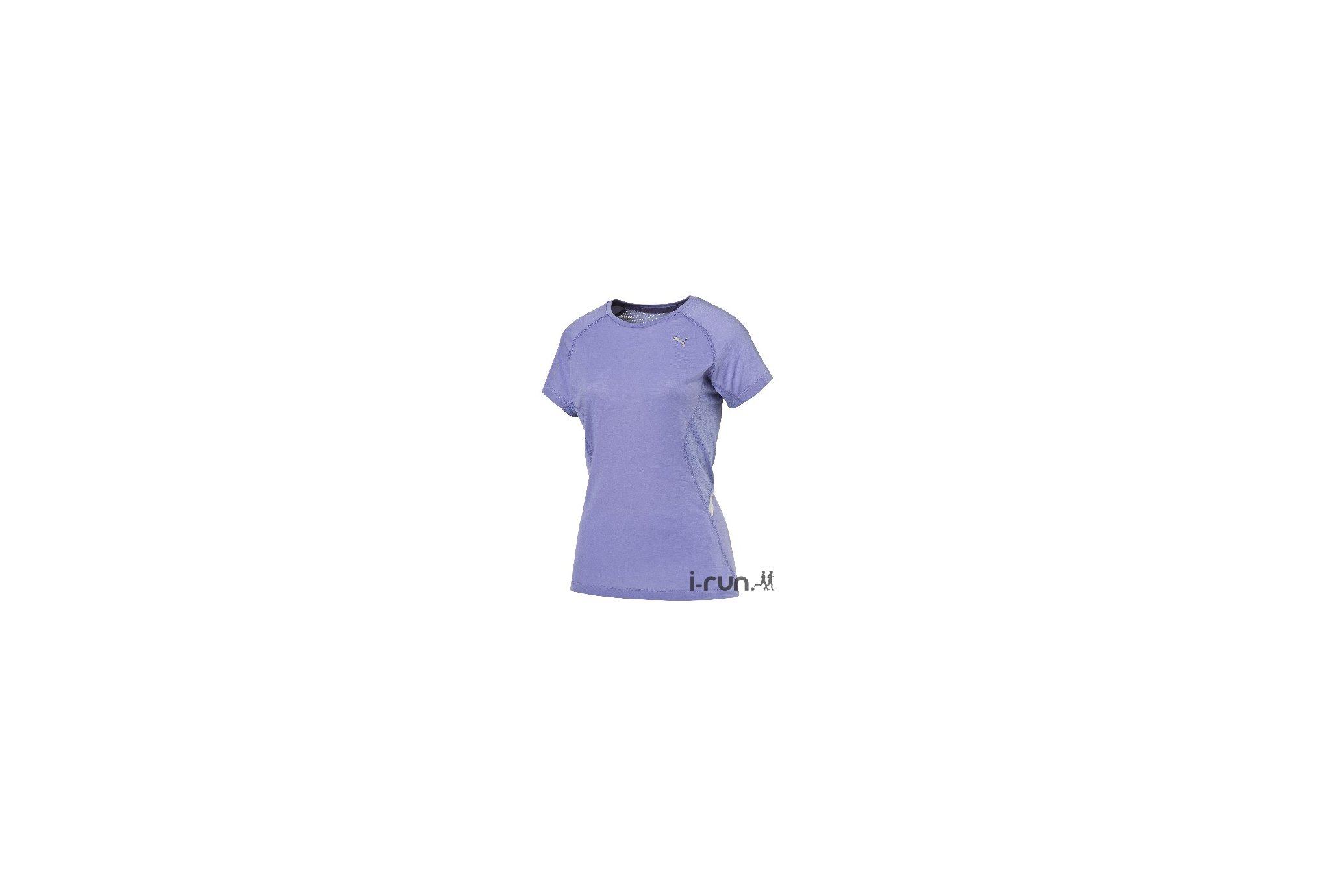 Puma Tee-Shirt Pure W Diététique Vêtements femme